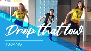 getlinkyoutube.com-Drop That Low - Tujamo - Combat Fitness Dance Workout - HipNTigh