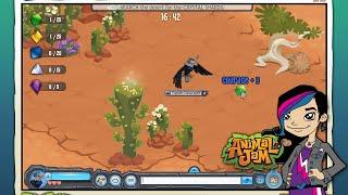 getlinkyoutube.com-Animal Jam - Audrey Game Play EP10 - Eagle Adventure