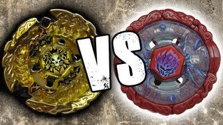 getlinkyoutube.com-Hell Kerbecs BD145DS VS Fusion Hades AD145SWD - DrigerGT Friday Beyblade Battle Show