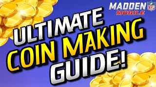 getlinkyoutube.com-ULTIMATE COIN MAKING GUIDE (Make MILLIONS in Madden Mobile 16) :- Madden Mobile Coins