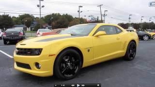 2012 Chevrolet Camaro SS Transformers Edition Start Up, Exhaust, and In Depth Tour