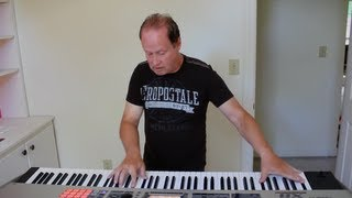 getlinkyoutube.com-Classical Piano:  Throwing Fire  (Ronald Jenkees)