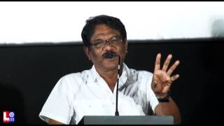 getlinkyoutube.com-Director Bharathiraja Speech - Kuttram Kadithal Movie Audio Launch Video | HD | Liveonwoods