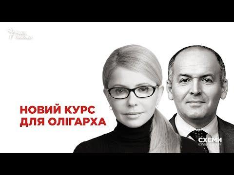 """""""Схемы"""" сообщили, что Тимошенко дважды непублично встречалась с Пинчуком."""
