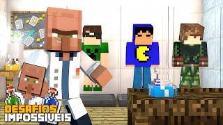 getlinkyoutube.com-Minecraft: VIAGEM NO TEMPO! (DESAFIOS IMPOSSÍVEIS #1)