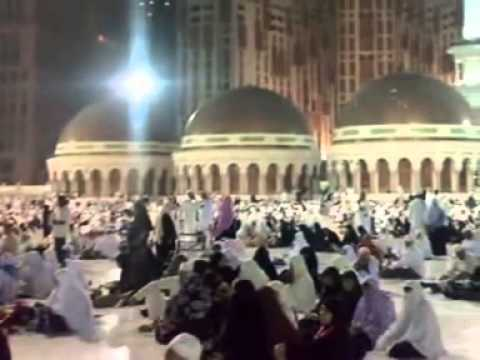 THE HAJJ IN HOLY MECCA SAUDI ARABIA