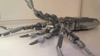 getlinkyoutube.com-Lego Kraken Attack