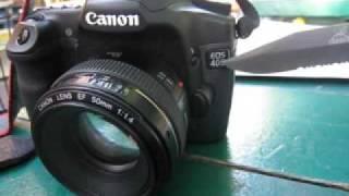 getlinkyoutube.com-Canon 20D - Part 1 -  Canon Factory Service Center New Jersey - Repair #4