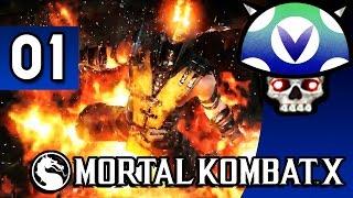 getlinkyoutube.com-[Vinesauce] Joel - Mortal Kombat X ( Part 1 )