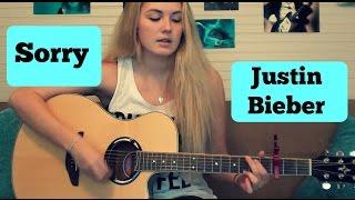 getlinkyoutube.com-Sorry-Justin Bieber Guitar Tutorial