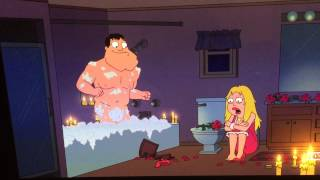 getlinkyoutube.com-American Dad Episode Licence to Till  Stan scares Francine again.