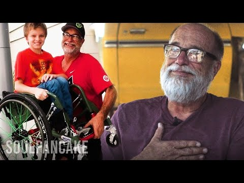 How a Paralyzing Injury Led to Incredible Success   The Happiness Stories