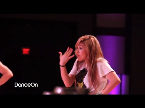 "HHI 2011 - Olivia ""Chachi"" Gonzales (I.aM.mE Crew) Interview"