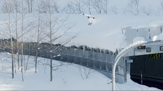 Japan Powder with BYND X MDLS 2018: Episode 1