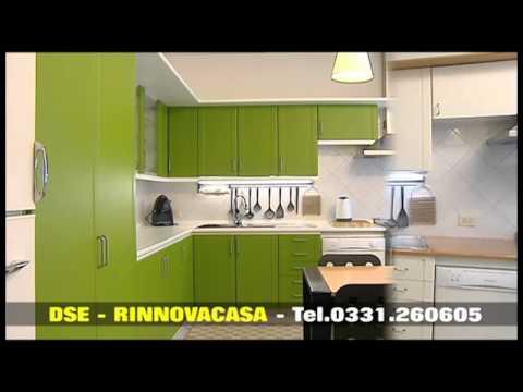 Come ristrutturare la cucina tutto per casa - Dipingere mobili cucina vecchia ...