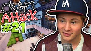 Dners Glashaus | Minecraft CRAFT ATTACK #21 | Dner