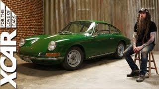 getlinkyoutube.com-Magnus Walker's '66 Irish green Porsche 911 - XCAR