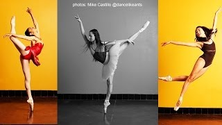 getlinkyoutube.com-Dancer's Choice Ballet Photoshoot 2014