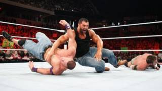 Raw: John Cena vs. CM Punk
