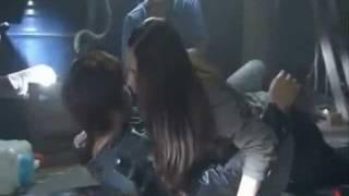 getlinkyoutube.com-2011/07/07 韓版《城市獵人》幕後花絮 - 娜娜為了救潤城而中搶 [無字幕]