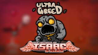 getlinkyoutube.com-Binding of Isaac: Afterbirth - ULTRA GREED BOSS FIGHT