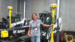 getlinkyoutube.com-Bobcat GPS-ready grader