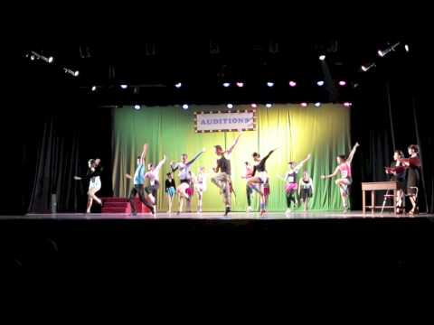 Marlupi Dance Recital - Audition