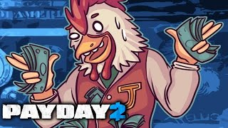 getlinkyoutube.com-GIMPED - PAYDAY 2 Random Moments