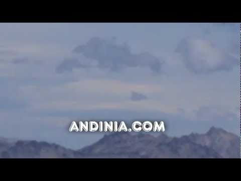 Panoramicas de los Andes - Panoramic views of the Andes - Panorama dos Andes