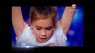 getlinkyoutube.com-7 летняя девушка установила рекорд Украины по подтягиванию 26 раз [28.03.2015]