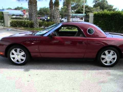 2004 Ford Thunderbird Problems, Online Manuals and Repair Information