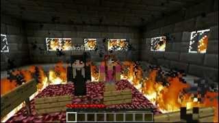 getlinkyoutube.com-Minecraft Escape -  Afterlife Szpieg Żelaznego Boga, cz 1