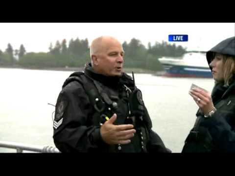 BT Vancouver: Dawn Heads Out On The Water With The VPD Marine Unit