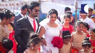 getlinkyoutube.com-Kerala Wedding,Actress Sruthi Lekshmi With Ewin Anto - Part 01 | Swayamvaram 26-03-2016 | Kaumudy TV