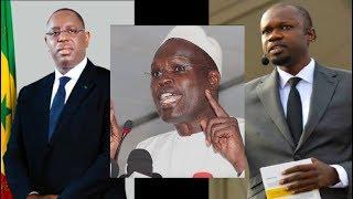 Pôle-Ethique , il fait le bilan de Macky Sall , crash sur Ousmane Sonko et Khalifa Sall