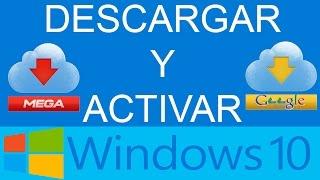 getlinkyoutube.com-Descargar Windows 10 Pro ISO + Activador Microsoft Toolkit ( 32 & 64 Bits) (MEGA) (1 Link)