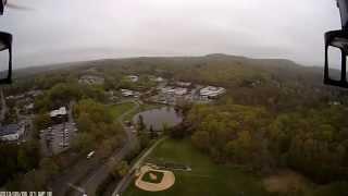 getlinkyoutube.com-WLtoys V949 high altitude range test with 808 #16 V2 camera lens D