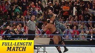 getlinkyoutube.com-FULL-LENGTH MATCH - SmackDown - The Rock vs. Dudley Boyz - Tables Match