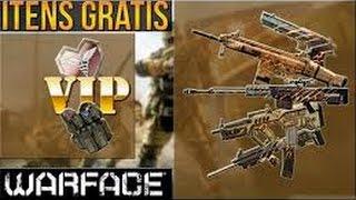getlinkyoutube.com-WarFace - Como ganhar a Gun Love por 90 Dias Grátis !! AINDA FUNCIONANDO (2016)