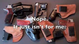 getlinkyoutube.com-Concealed Carry: Guns, Holsters, Questions, & Answers.