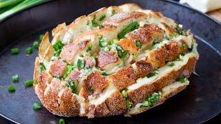 getlinkyoutube.com-Bloomin' Onion Bread Recipe