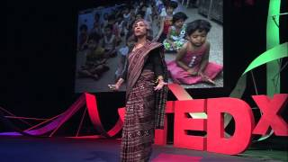 getlinkyoutube.com-Breaking out of stigma through education | Urmi Basu | TEDxCibeles