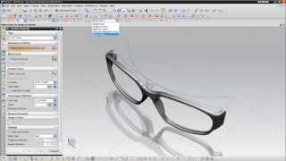 getlinkyoutube.com-Siemens NX - Global Shaping Tutorial