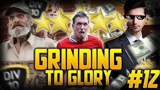 getlinkyoutube.com-GRINDING TO GLORY #12 - DEFENSIVE BEAST - FIFA 17