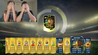 getlinkyoutube.com-3 TOTS IN A PACK!!!!!!! - FIFA 15