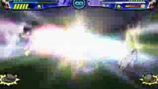 getlinkyoutube.com-Dragon Ball Z Budokai 3 Vegito Vs. Gogeta