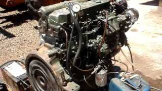 getlinkyoutube.com-Motor Mercedes 366A