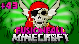 getlinkyoutube.com-PIRATEN auf HOHER SEE - Minecraft Fusionfall #043 [Deutsch/HD]