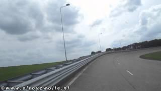 Stichting Geluk en Vrijheid Porsche Circuitdag 16-06-2012 Vet Cool Man