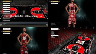 getlinkyoutube.com-NBA 2K16 MyTEAM - Creation Of My Jerseys, Arena, and More!
